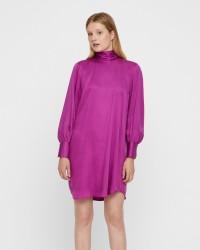 Selected Femme Slfquinn neck kjole