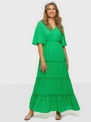 Selected Femme Slfraya 2/4 Maxi Dress B Maxikjoler
