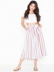Selected Femme Slfrory Mw Midi Skirt B Midi nederdele
