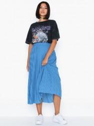 Selected Femme Slfrylee Mw Ankle Skirt B Midi nederdele