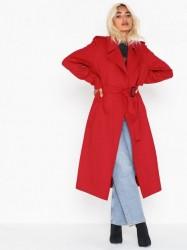 Selected Femme Slftana Ls Coat B Frakker