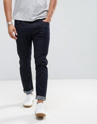Selected Homme Jeans in Straight Fit - Blue