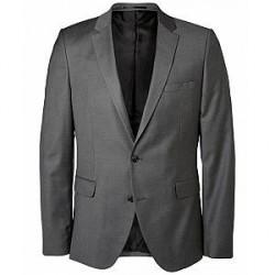Selected Homme One Mylo Logan Blazer 16041418 (Grå, 52)
