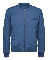 Selected Homme SHDBAN 16059751JACKET (Blå, XLARGE)