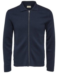 Selected Homme Shhjakob jacket 16054738 (MØRKEBLÅ, SMALL)