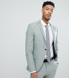 Selected Homme Skinny Fit Suit Jacket In Green - Green