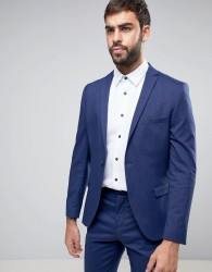 Selected Homme Super Skinny Suit Jacket - Navy