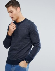 Selected Homme Sweat - Navy