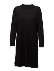 Sfeileen Ls Knit O-Neck Dress Noos