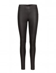 Sfsylvia Mw Stretch Leather Legging Noos