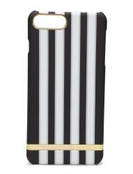 Sharkskin Satin Stripe Iphone 7plus