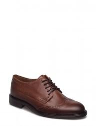 Shdbaxter Brogue Leather Shoe