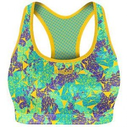Shock Absorber Active Crop Top - Pattern-2 - X-Large * Kampagne *