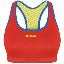 Shock Absorber Active Crop Top - Red * Kampagne *