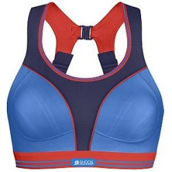 Shock Absorber Ultimate Run Bra - Blue/Purple * Kampagne *