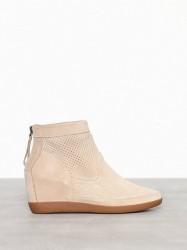 Shoe The Bear Emmy S Wedge Sand
