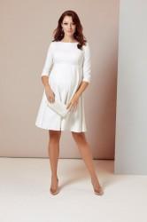 Sienna kjole (elfenbensfarvet)