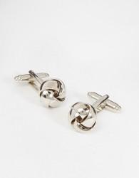 Simon Carter West End Knot Cufflinks - Silver