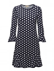 Simpl Dot Elev Dress
