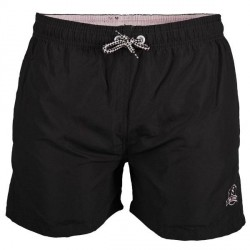 Sir John Swimshorts For Men - Black * Kampagne *