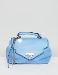 Sisley Chain Detail Blue Bag - Blue