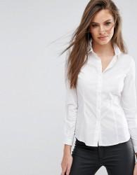 Sisley Classic Shirt - White