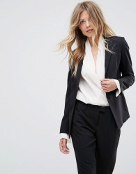 Sisley Tailored Jacket - Black