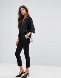 Sisley Tailored Trouser - Black