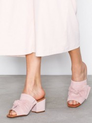 Sixtyseven Arif Low Heel Light Pink