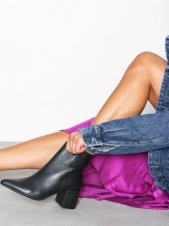 Sixtyseven Galantis Sedona Boots Sort