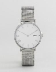 Skagen SKW2712 Hald Mesh Watch in Silver - Silver