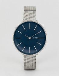 Skagen SKW2725 Mesh Watch in Silver - Silver