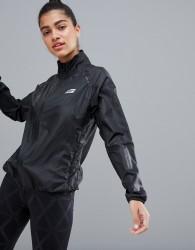 Skechers Shell running Jacket - Black
