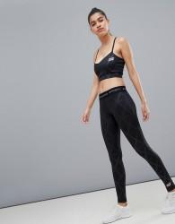 Skechers Yoga Printed Legging - Black