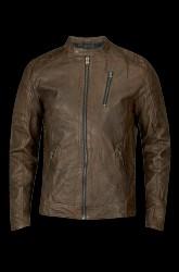 Skindjakke jjvRichard Lamb Leather Jacket