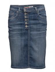 Skirt Long New Usual Denim