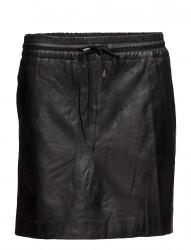 Skirt With Smock Waist