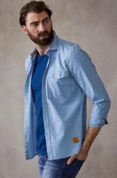 Skjorte med to lommer