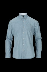 Skjorte Mini-Artwork Shirt, slim fit