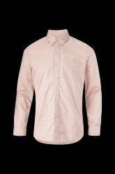 Skjorte Stretch Oxford Shirt, slim fit