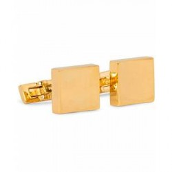 Skultuna Cuff Links The Stamp Gold