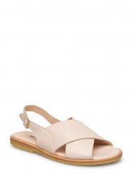 Sling-Back Sandal With Buckle