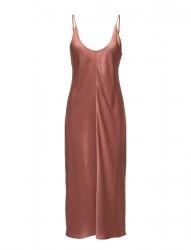 Slip Dress W/ Threadword