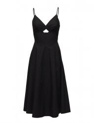 Slvls Vnk Full Dress W/ Front Key Hole