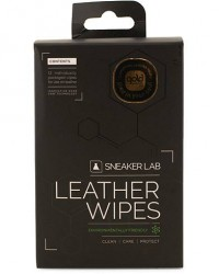 Sneaker Lab Leather Wipes 12 pcs