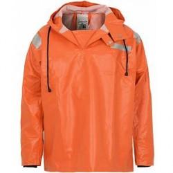 S.N.S. Herning Ragnarok Anorak Buoy Orange