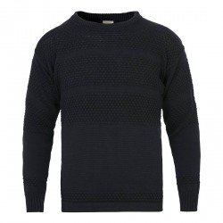 S.N.S Herning S.N.S Fisherman Blouse Crew Neck Sweater - Herre