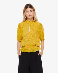 Soaked In Luxury Darcy Top SS bluse