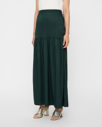 Soaked In Luxury Gray Maxi nederdel