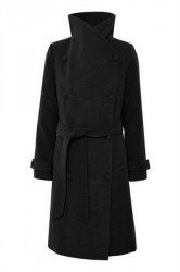 Soaked In Luxury - Jakke - Milano Trenchcoat - Black